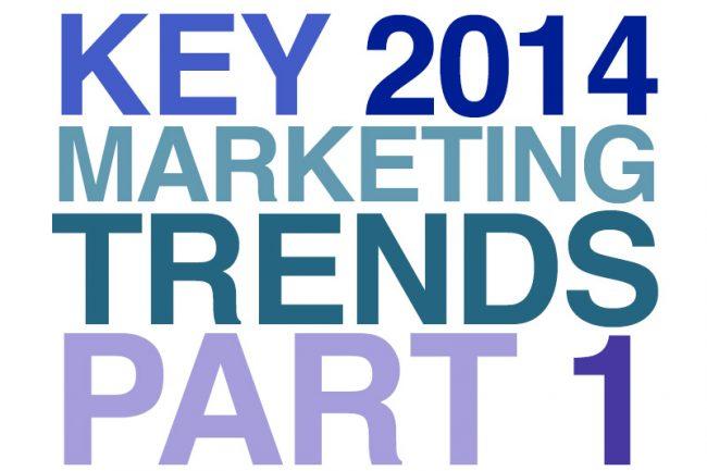 Trends 2014 part 1