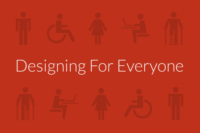 Designing For Everyone